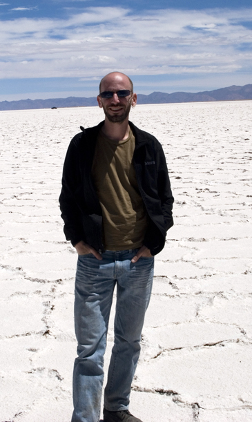king of the salt flats
